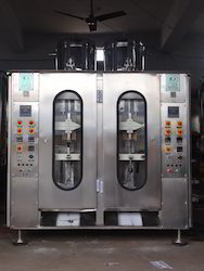 Water Pouch Packing Machine (Laminated Pouches)