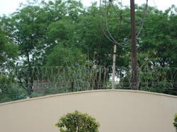 Installation of Circle Wire
