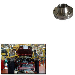 Weld Neck Flange for Automobile Industries