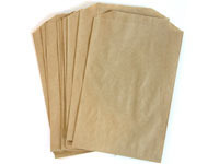 Plain Kraft Bag Paper