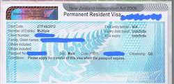 permanent visa service for new zealand