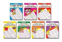 Spell & Write Cursive Writing Book- English