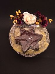 star-shaped-chocolate-cake