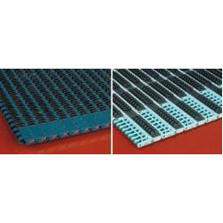 Rubber Top Supergrip Modular Conveyor Belts