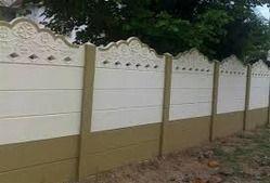 Both Face Brick Finish Walls
