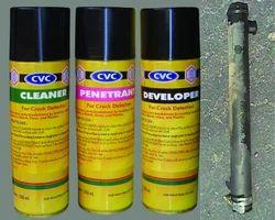 Developer & Penetrate Cleaner Sprays In Kit