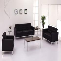 Waiting Area Sofa Set