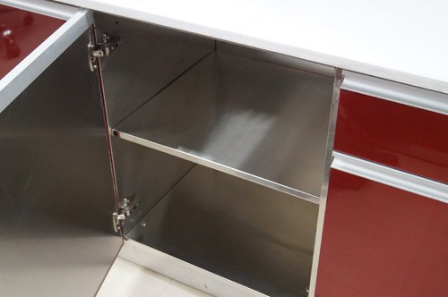 Stainless Steel Modular Racks   Pantry Pull Outs Kitchens Manufacturer From  New Delhi