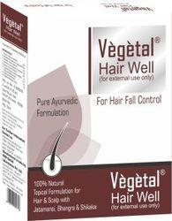 Vegetal Hair Well (25 gm x 4)
