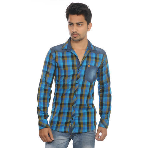 Men's Casual Wear Shirt - Men's Casual Wear Shirts Manufacturer ...