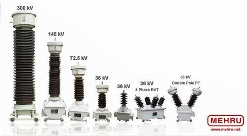Electromagnetic Voltage Transformers Amp Resin Cast