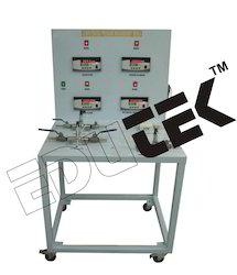 Computerised Pressure Measurement Bench