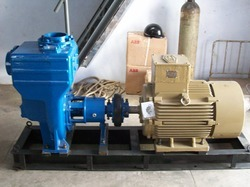 TOSS Cast Iron Self Priming Cum Centrifugal Pumps, Model Name/Number: Mp-3a, Electric