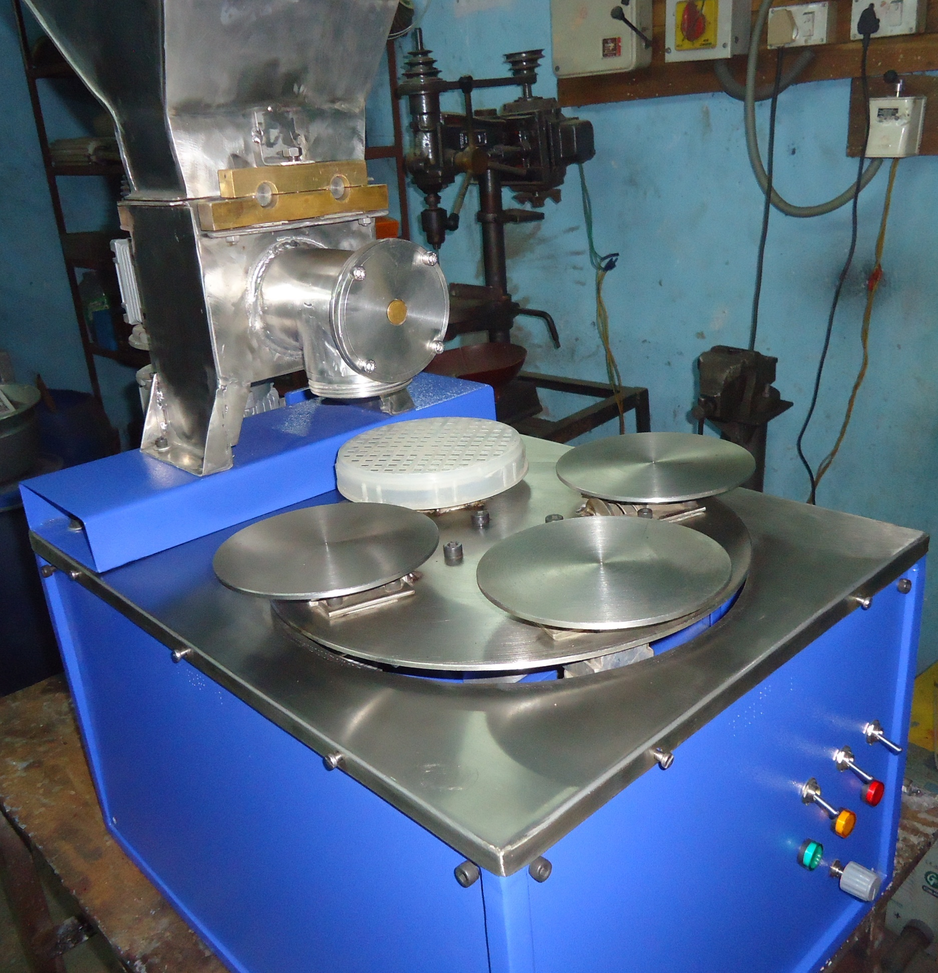 Idiyappam Machine Tabletop - 15m