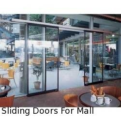 Sliding Doors for Mall