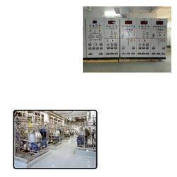 Relay Panel for Refrigeration Plants
