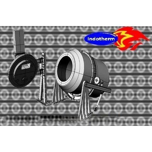 Universal Rotary Tilting Furnace