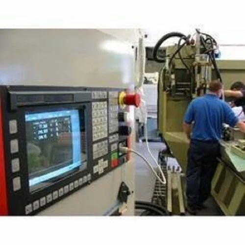 CNC Machine Maintenance Services