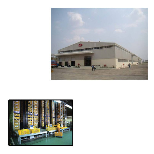 Automated Warehouse for Storage