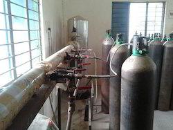 carbon dioxide filling unit