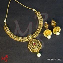 pns 5055 1090 metal necklace sets