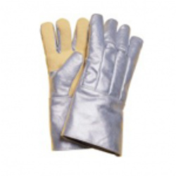 Kevlar Aluminized Gloves