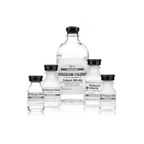 Potassium Calcium Chloride