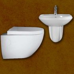 Wall Hung Bathroom Accessories