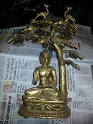 Brass Buda Siting