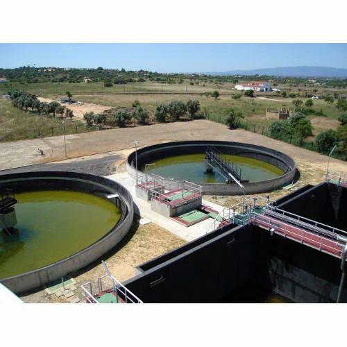 Biological Sewage Treatment Plant