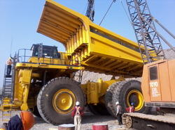Heavy Fabrication Dumper Service