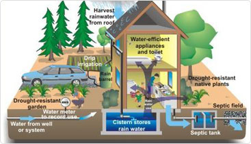 Rain Water Harvesting Projects and Rain Water Harvesting Service ...