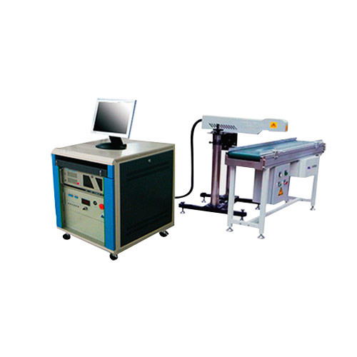 CO2 Laser Metal Marking Machine