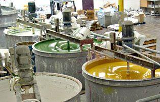 Paint manufacturers