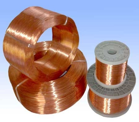 Bare Copper Wires - Annealed Copper Wires Manufacturer from Neemuch