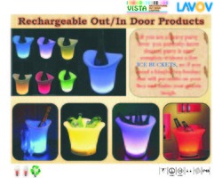 LED home decoration items
