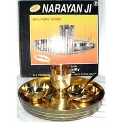 Traditional Thali Set Narayan ji