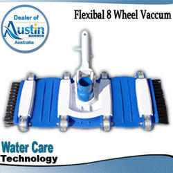 Flexible Vacuum Head 8 Wheel