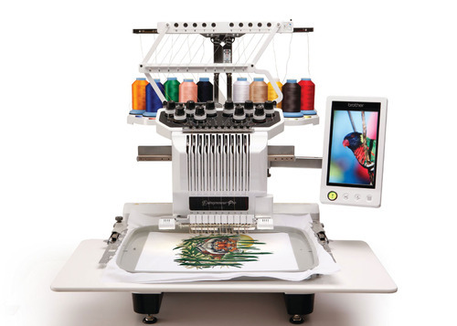 Computer Embroidery Machine Multi Needle Computerized Embroidery Awesome Sewing Machine Distributors
