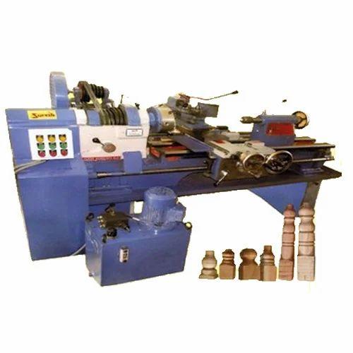 Hydraulic Copy Turning Lathe