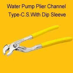 Dip Sleeve Water Pump Plier Channel