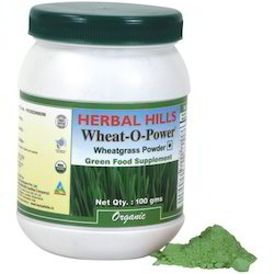 Wheat Grass Supplement
