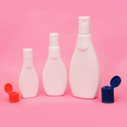 HDPE Body Lotion Bottles