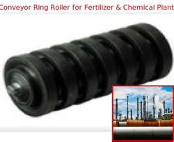 Conveyor Ring Roller For Fertilizer