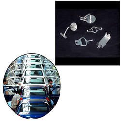 Sheet Metal Parts for Automotive Industry