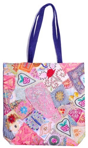 Designer Patchwork Bag