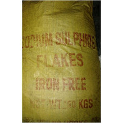 Sodium Sulphide Flakes - 50% & 60% Imported