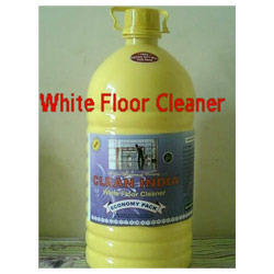 White Floor Cleaners