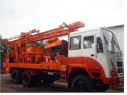 bore well machine drill rig dth 400