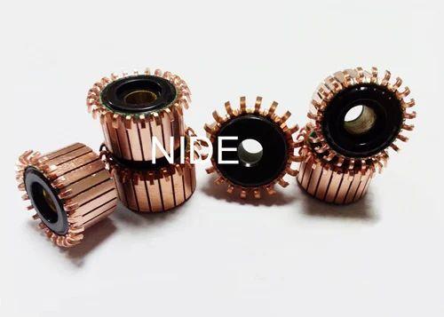 Power Tool Electric Motor Commutator Ningbo Nide